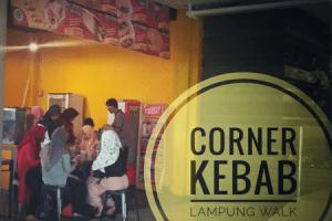Franchise kebab corner kebab