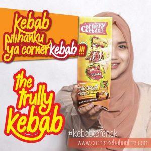Waralaba kebab corner kebab