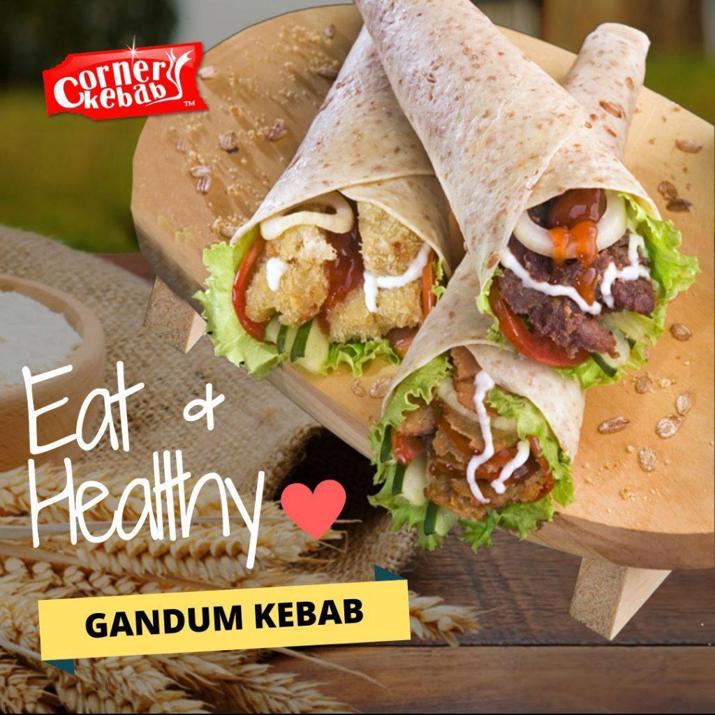 franchise kebab corner gandum