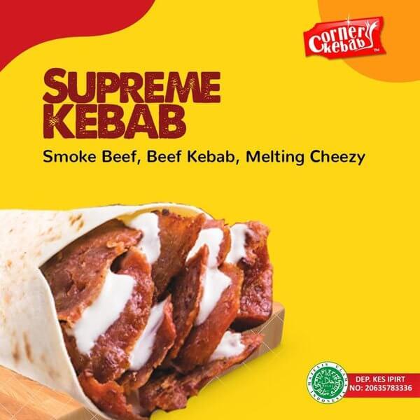kebab supreme franchise kebab