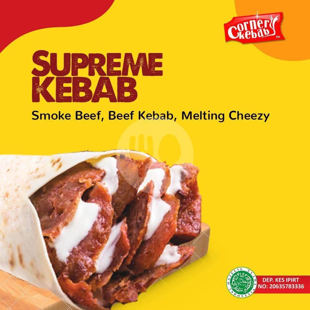 promo supreme kebab