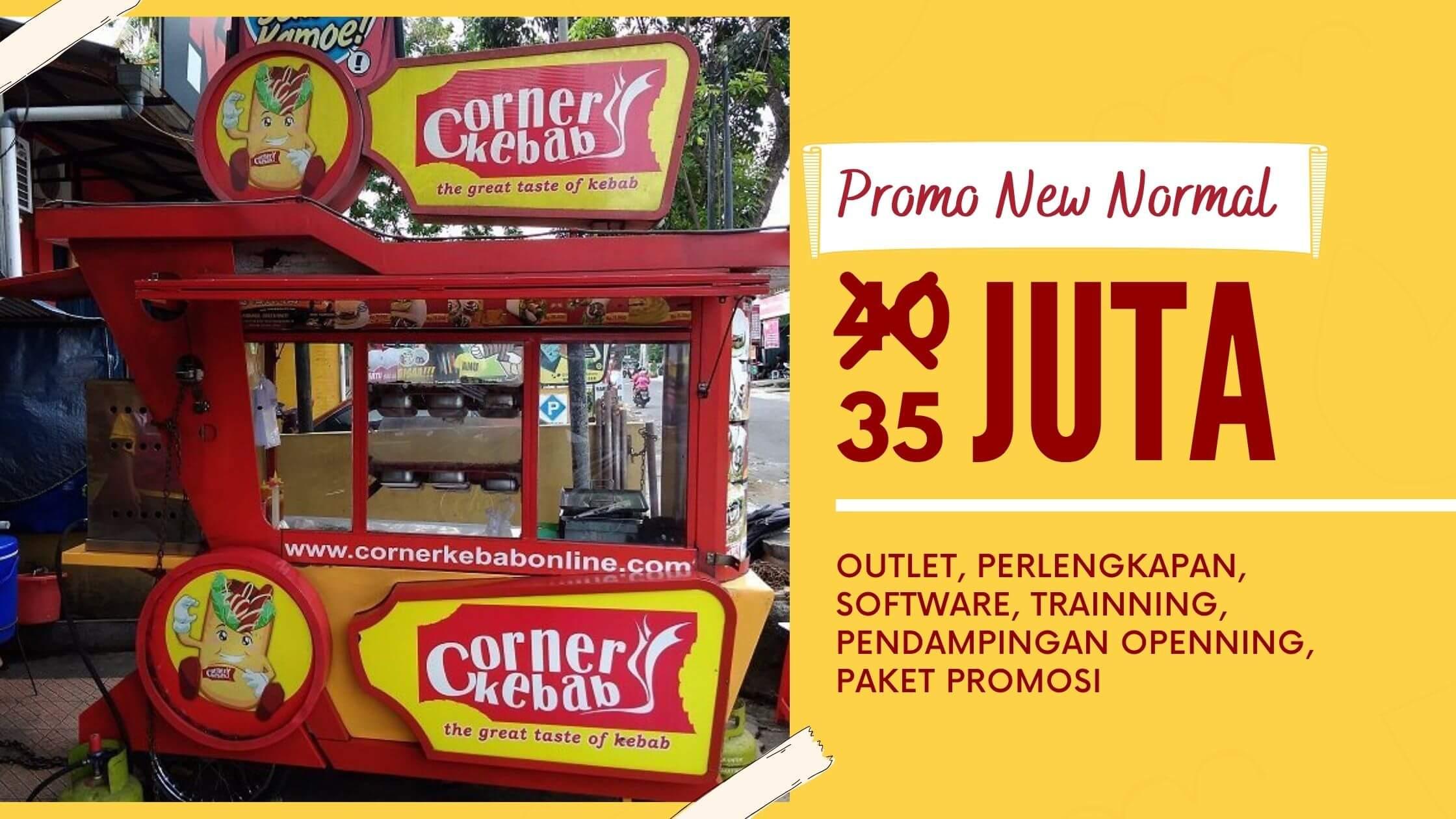 promo franchise kebab corner