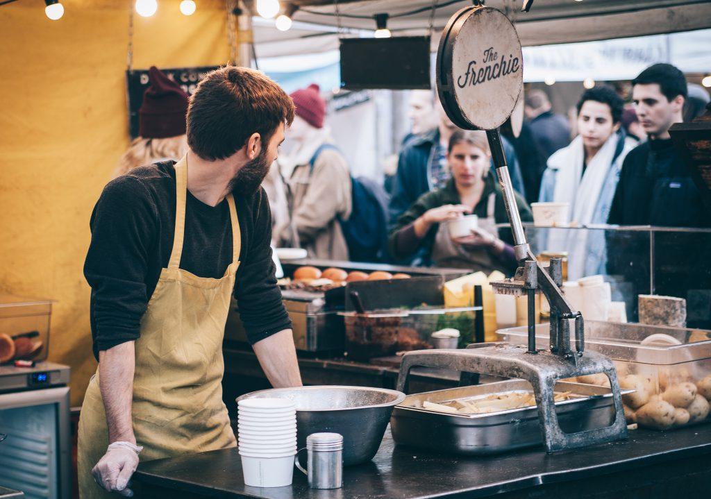 Bisnis Kebab Franchise Dengan Modal
