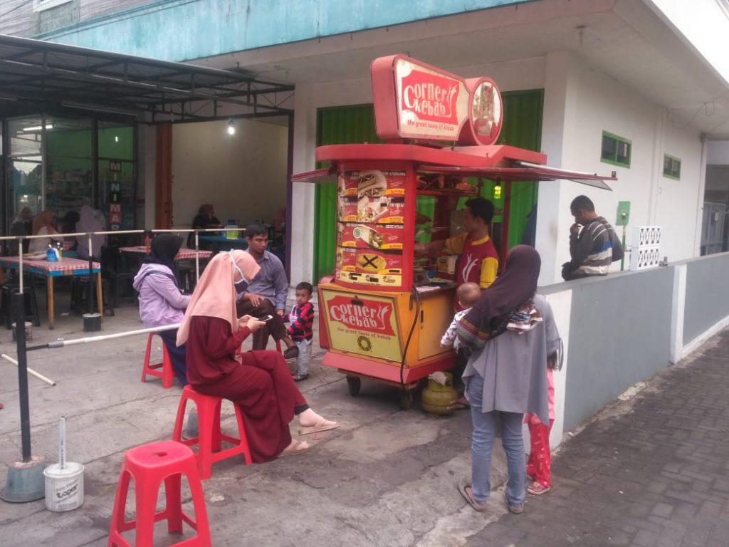 Harga Franchise Kebab Terbaik Corner Kebab
